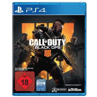 Call of Duty: Black Ops 4 für die PS4 ab 19,99€ (statt 30€)