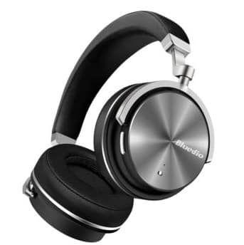 Bluedio T4S Bluetooth Kopfhörer mit Active Noise Cancelling für 19,99€ (statt 40€)