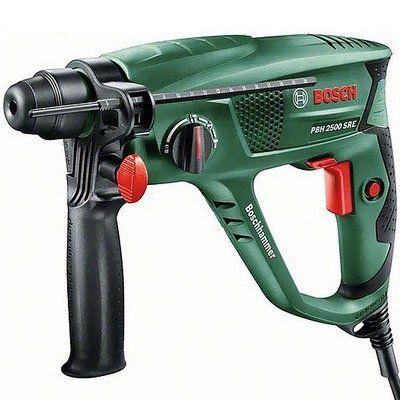 Bosch PBH Universal+ 2500 SRE Bohrhammer für 96,89€ (statt 135€)