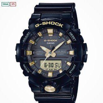 CASIO G SHOCK Herrenuhr GA 810GBX 1A9ER für 55,99€ (statt 99€)