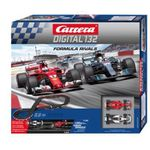 Carrera Digital 132 Formula Rivals Rennbahn für 148,88€ (statt 212€) – Direktrabatt im Warenkorb