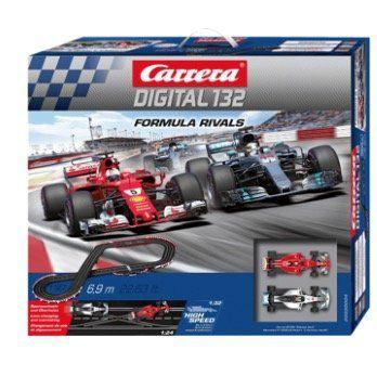 Carrera Digital 132 Formula Rivals Rennbahn für 154,89€ (statt 200€)