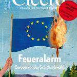 12 Ausgaben Cicero Autorenzeitschrift für direkt nur 14,95€ (statt normal 122,40€)
