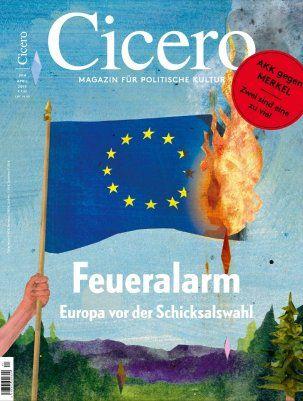 12 Ausgaben Cicero Autorenzeitschrift für 122,40€ + 115€ BestChoice Gutschein