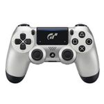 Ausverkauft! Sony Dualshock4 Limited Edition GT Sport Controller in Silber/Schwarz ab 39,99€ (statt 51€)
