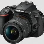 Nikon D5600 Kit – DSLR-Kamera mit AF-S 18-55 VR ab 444€ (statt 529€)