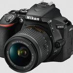 Nikon D5600 Kit – DSLR-Kamera mit 18-55 mm Objektiv + 50€ Gutschein ab 444€ (statt 479€)