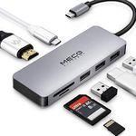 MECO ELEVERDE USB-C Hub mit 7 Multifunktions-Ports für 19,19€ (statt 32€)