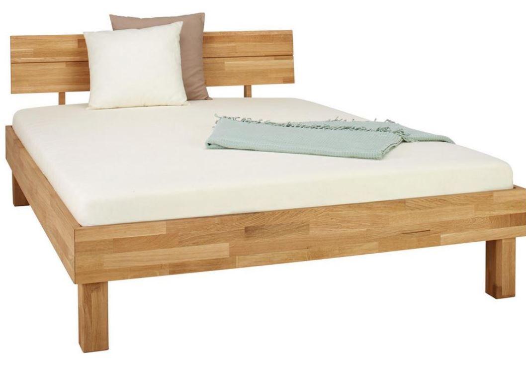 🔥 Mömax mit 30% Rabatt auf ein Möbel nach Wahl   z.B. Bett aus Eiche Massiv 140x200cm für 195€ (statt 279€)