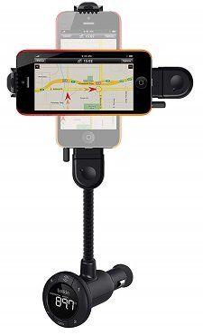 BELKIN F8J034vf Lightning Tunebase FM Transmitter für iPhone für 15€ (statt 30€)
