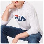 Fila Classic Pure Sweatshirt in Weiß für 20,32€ (statt 40€)