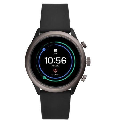 Fossil FTW4019 Sport Herren Smartwatch für 84,15€ (statt 99€)