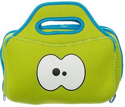 Fruitfriends FF3121 Neopren Lunch Tasche in grün/blau für 4,50€ (statt 15€)
