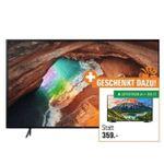 Samsung 75″ QLED UltraHD Fernseher + 32″ Full-HD TV für 2111€ (statt 2.315€)