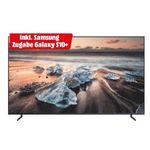 Samsung 75″ QLED 8K UltraHD Fernseher nur 3.400,42€ (statt 4.399€) + geschenkt: Galaxy S10 Plus (Wert 660€)