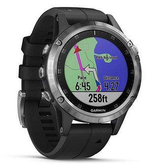 Garmin Fenix 5 Plus Sport Smartwatch (47mm) für 448,80€ (statt 519€)