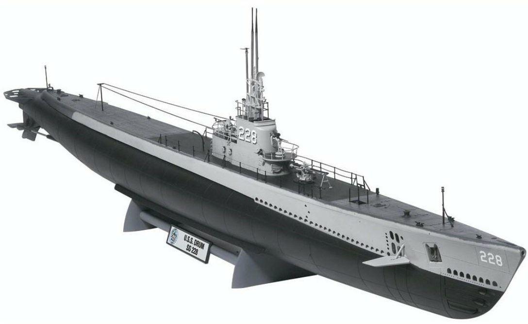 Revell Gato Class U Boot Bausatz Maßstab 1:72 für 39,99€ (statt 50€)