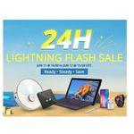 Gearbest Mid-Year Mega Sale z.B. Xiaomi Amazfit Stratos nur 135€ inkl. EU Priority Line Versand