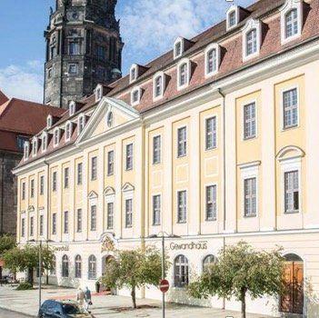 Dresden: 2 ÜN im 5* Luxushotel Gewandhaus (Holidaycheck 100%) inkl. Frühstück und Dinner ab 130€ p.P.