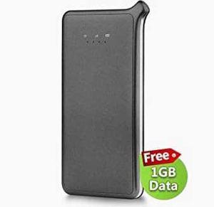 GlocalMe 4G Mobiler WiFi Hotspot Router mit 3500mAh Akku und 1GB Daten in 130 Ländern für 79,90€