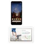 Google Pixel 3a 64GB + Google Nest Hub für 418,50€ (statt 475€)
