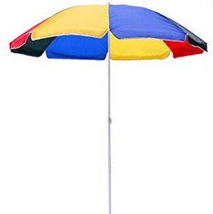 Hengda Sonnenschirm 1,8m für den Garten oder die Terrasse für 9,09€ (statt 13€)