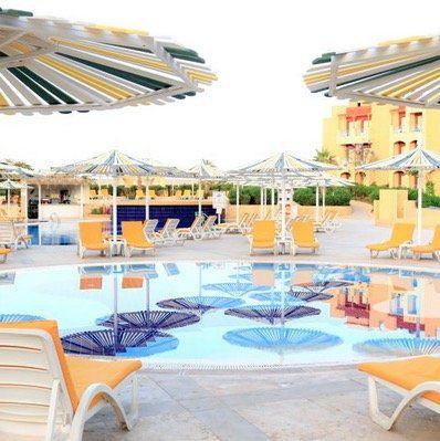 Hurghada: 1 Woche im 4* Hotel (88%) mit Allinkl. und Flügen mit Transfers ab 255€ p.P.