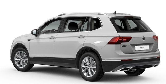 VW Tiguan Allspace Highline 2.0 TDI DSG 4Motion (240 PS) für 265€ (netto) mtl. über 24 Monate (Gewerbe)   LF 0,64