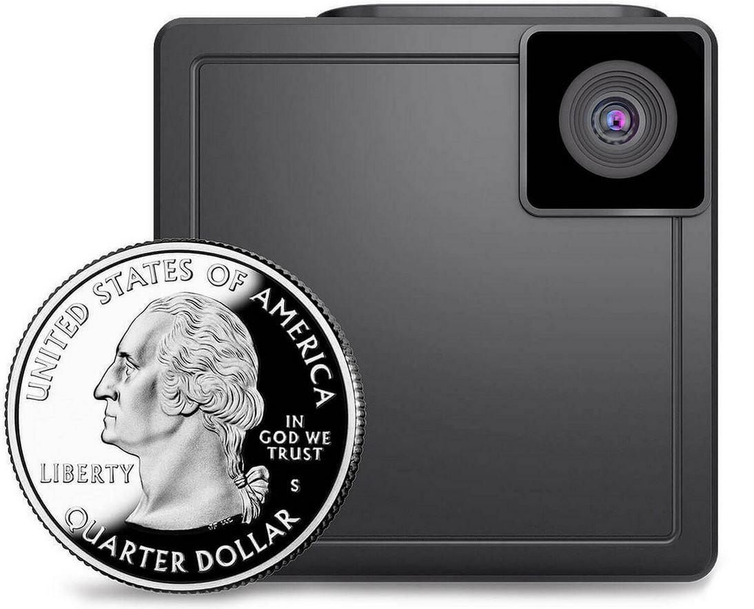 ION Snapcam LE 1080p Action Cam für 19,99€ (statt 29€)