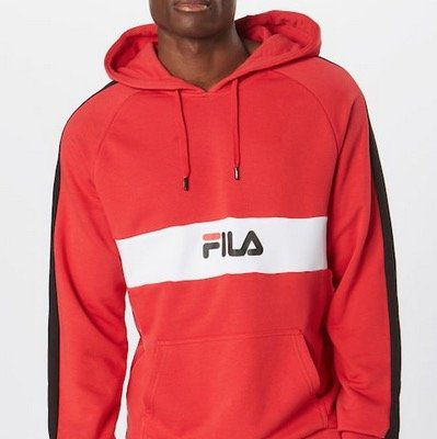 FILA Kapuzen Sweatshirt JEREMY für 33,92€ (statt 56€)