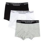 Ralph Lauren Boxer-Briefs im 3er-Pack (schwarz/grau/weiß) für 22,89€ (statt 35€)