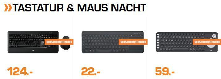 Saturn Late Tastatur & Maus Night: z.B. SPEEDLINK Xito Gaming Maus für 10€ (statt 20)