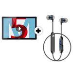 Noch 3x: Huawei MediaPad M5 10,8 LTE + Sennheiser CX6 für 29€ + Telekom Datenflat mit 10GB LTE für 14,99€ mtl.