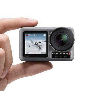 DJI Osmo Actionkamera mit 4K HDR-Video + Ladekit für 219€ (statt 322€)