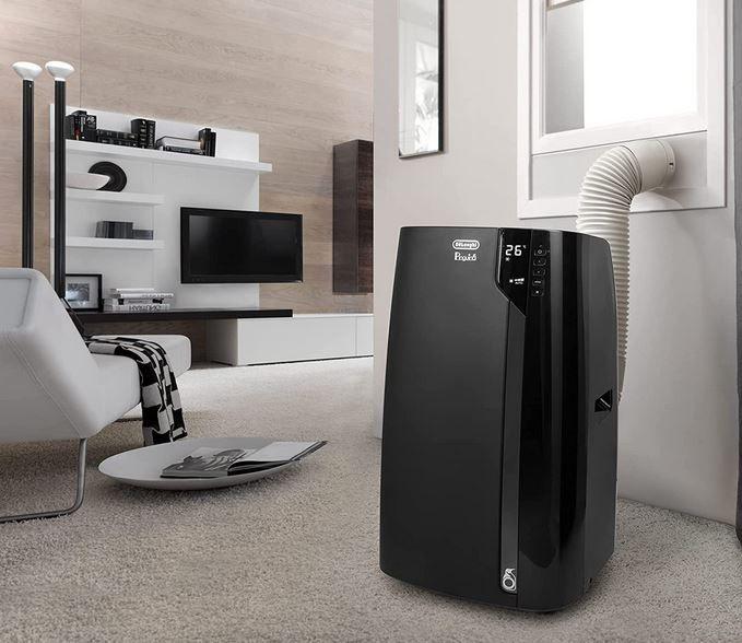 DeLonghi Pinguino PAC EX120 Silent Black Klimaanlage für 459€ (statt 500€)