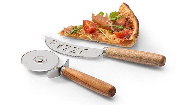 ZELLER Pizzaschneider Set für 5€ (statt 10€)