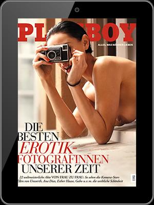 4 Ausgaben Playboy Digital für 15€ inkl. 5€ Amazon Gutschein
