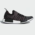adidas Originals NMD_R1 STLT Primeknit Herren-Sneaker in Schwarz für 71,97€ (statt 100€)
