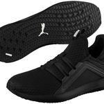 PUMA Mega NRGY – schwarze Herren Sneaker für 34,90€ (statt 50€)