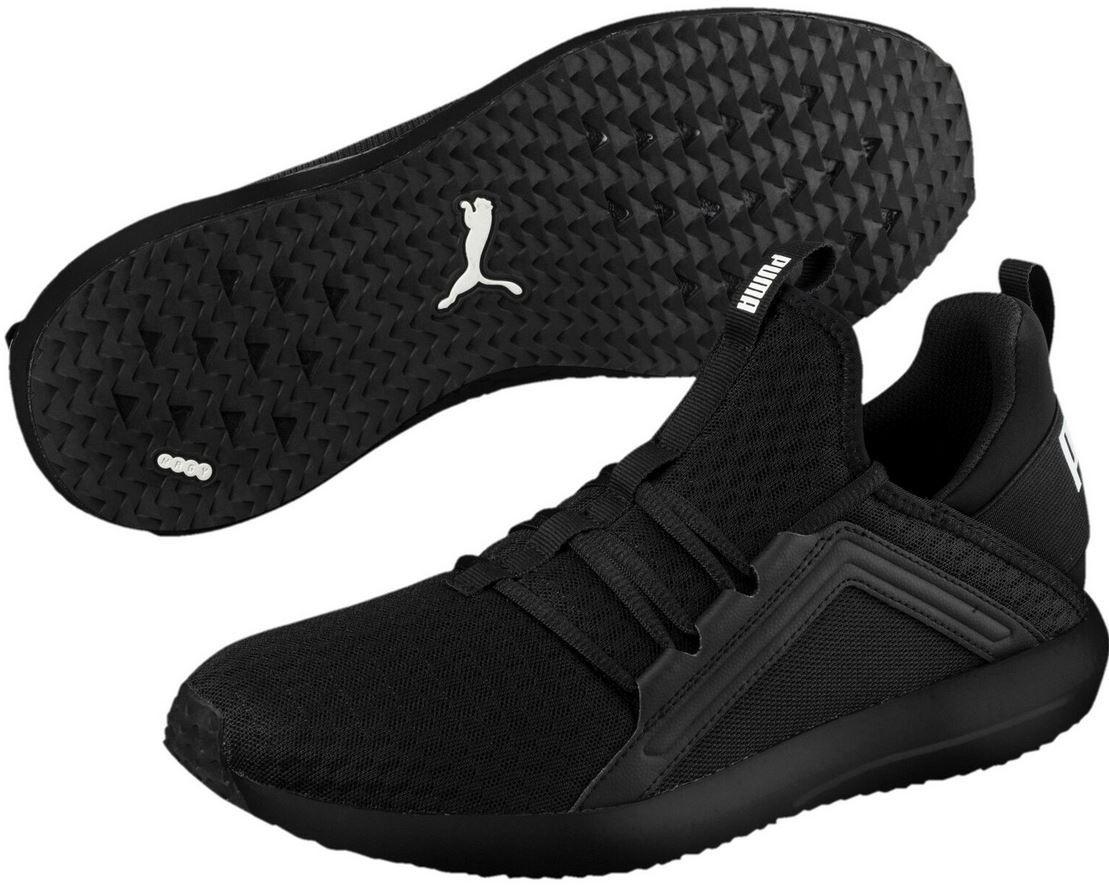Puma Mega NRGY – schwarze Herren Sneaker für 38,36€ (statt 49€)