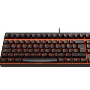 RAPOO V500S Gaming Tastatur Mechanisch für 29€ (statt 101€)