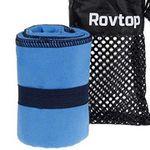 Rovtop 40x80cm Mikrofaser Handtuch schnelltrocknend für 4,99€ (statt 10€)