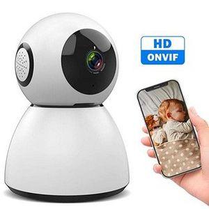 Sawake WLAN Überwachungskamera 1080P (Nachtsicht, App Kontrolle) für 23,99€ (statt30€)