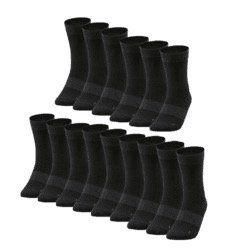 15 Paar Jako Socken in Schwarz, Weiß oder Grau schon ab 19,95€