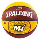 SportSpar mini Spalding Aktion – z.B. Miami Heat Basketball für 12,99€ (+VSK) statt 26€