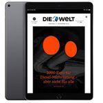 Welt Digital HD Zweijahresabo mit Gratis-Tablet z.B. Apple iPad Pro 11 64GB