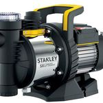 Stanley SXGP900 Edelstahl Gartenpumpe 900 W 3.600 l/h 4,2 bar mit Filter ab 62,99€ (statt 89€)