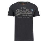 """Superdry Sale bei engelhorn mit 15% Amazon Pay Rabatt z.B. T-Shirt """"Vintage Logo"""" für 21,16€ (statt 31€)"""