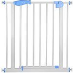 Baby Treppenschutzgitter mit doppeltem Schließsystem für 27,99€ (statt 40€)