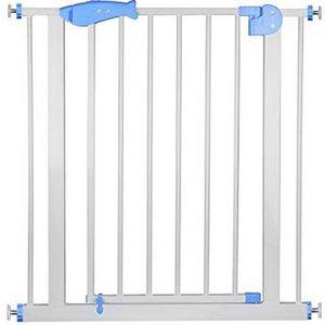 Baby Treppenschutzgitter mit doppeltem Schließsystem für 22,49€ (statt 45€)